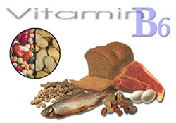 Витамин В6 в продуктах.