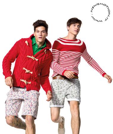 Бенеттон каталог одежды 2013