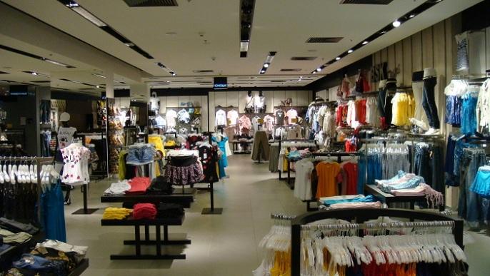 Bershka в Москве - адреса магазинов, каталог одежды