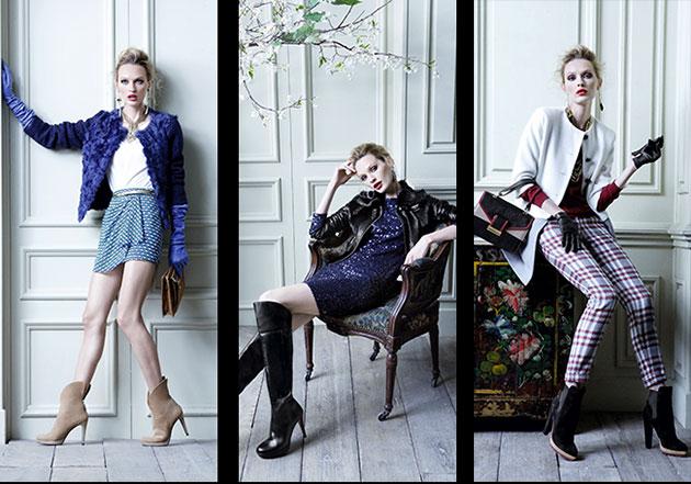 CUPLE одежда и обувь 2013