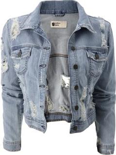 Джинсовые куртки 2013.