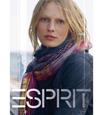 Официальный сайт Esprit