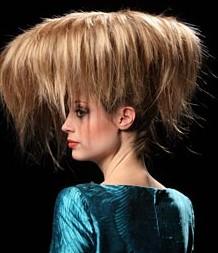 Косметика для волос.