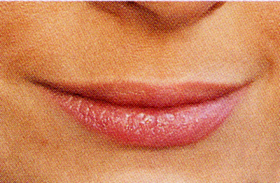 Губы Улыбка Моны Лизы