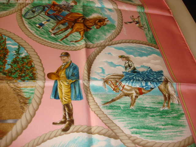 Платки Hermes