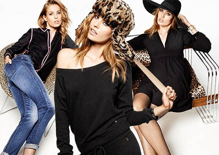 Juicy Couture 2015 коллекция весна лето