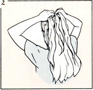 Как плести французскую косу. Фото.Видео