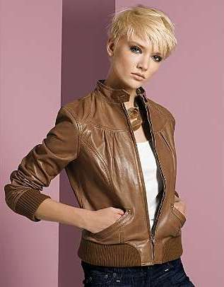 Женские модные  куртки бомбер.