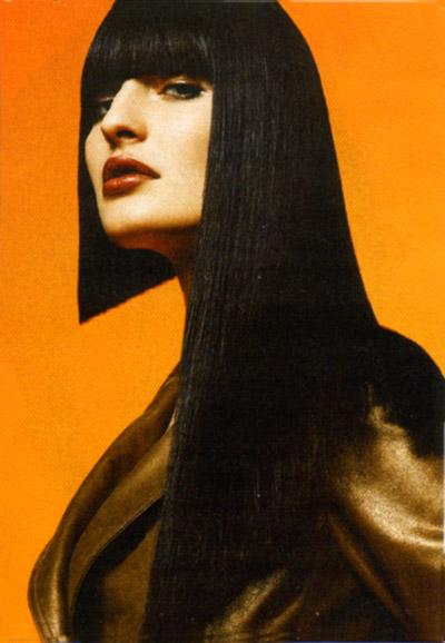 Прически на длинные волосы.Фото.