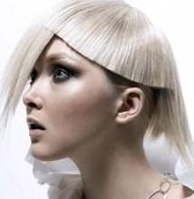 Модная прическа 2012.