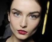 Дымчатый макияж 2012