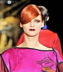 Модный цвет волос - 2013. Фото.