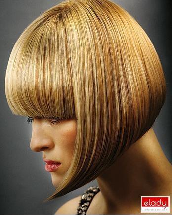 Фото 2013. Модный цвет волос.