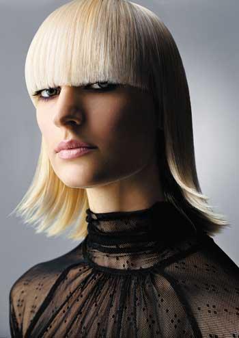 Цвет волос 2013. Модный тренд