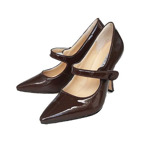 Туфли - лодочки Манола Бланик.