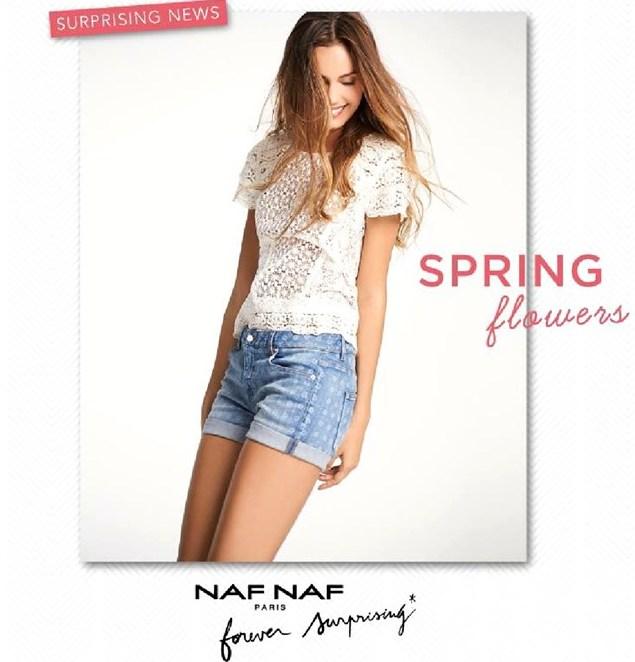Naf Naf Одежда