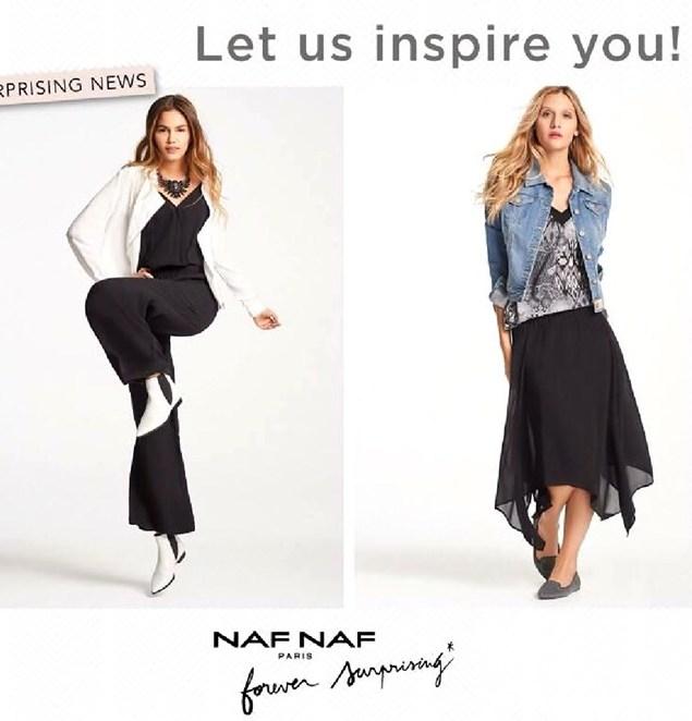 Интернет Магазин Naf Naf Одежда