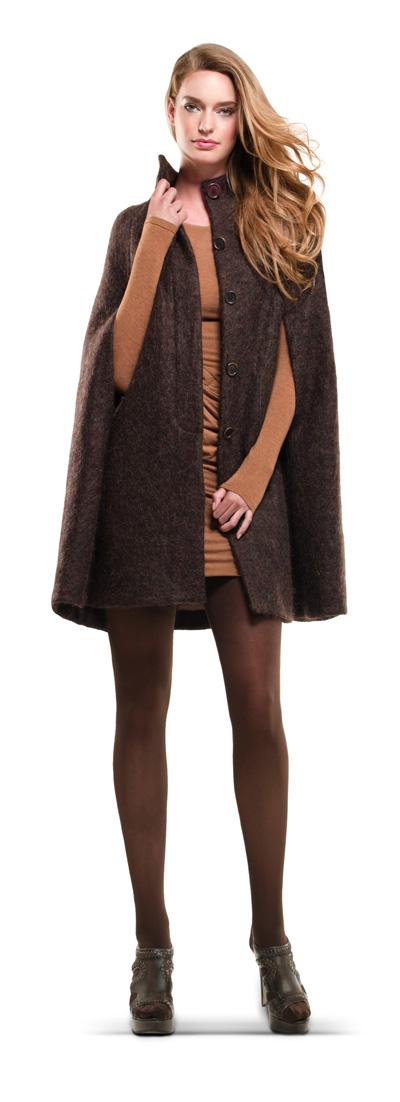 Пальто накидки 2013.