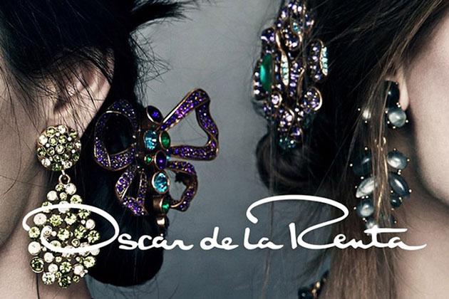 Oscar dela Renta официальный сайт.