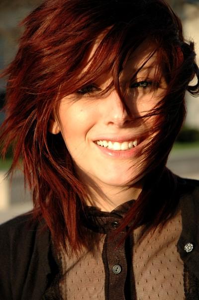 тициан цвет волос фото: