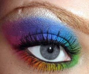 Правильный макияж глаз фото..