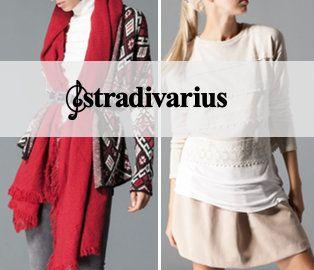 Страдивариус Одежда