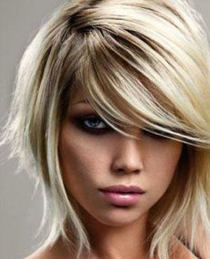 Тонкие волосы стрижки Фото.