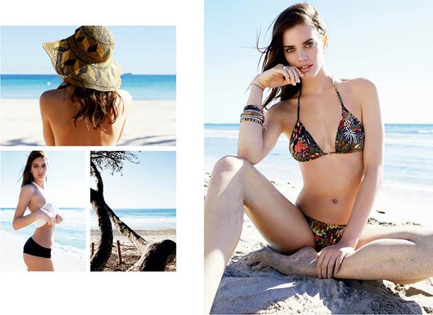 Женщины Секретная коллекция купальников 2013