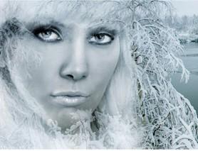 перхоть на волосах зимой